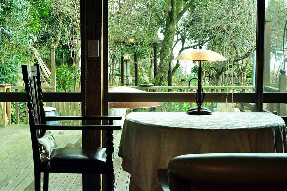 『たていし』土・日曜のみオープンする空間も料理もごちそうな古民家茶房