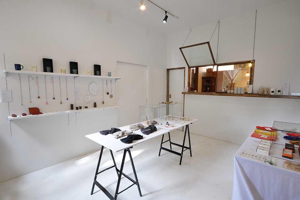 美山に新たに生まれたカフェ・ギャラリー&工房「氷と珈琲/GalleryO」