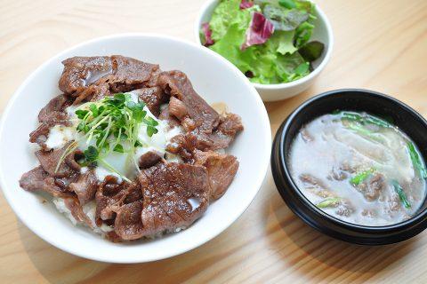 HIRAMATSU/焼きすき焼き丼