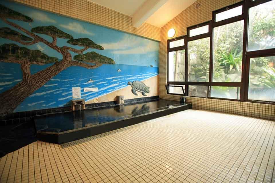 中島温泉旅館
