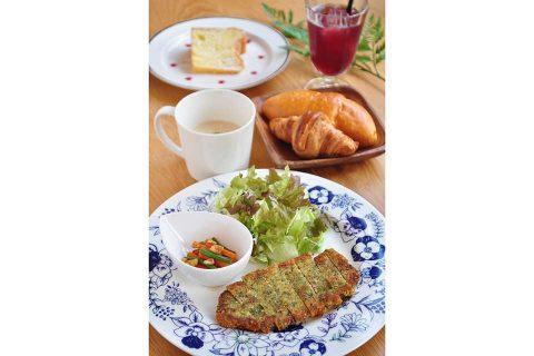 カゴプラ/marushu-cafe/ランチ