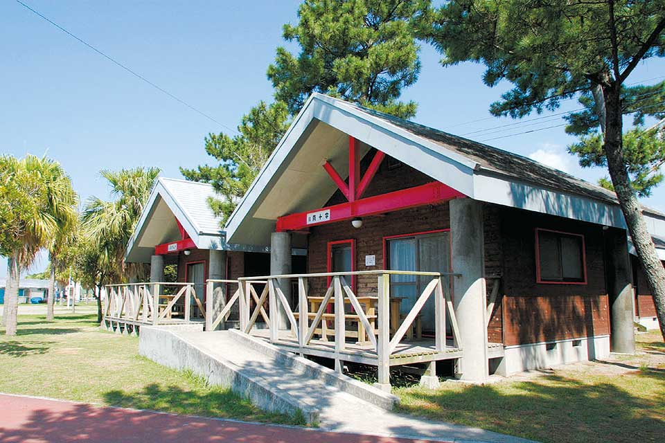 国分キャンプ海水浴場