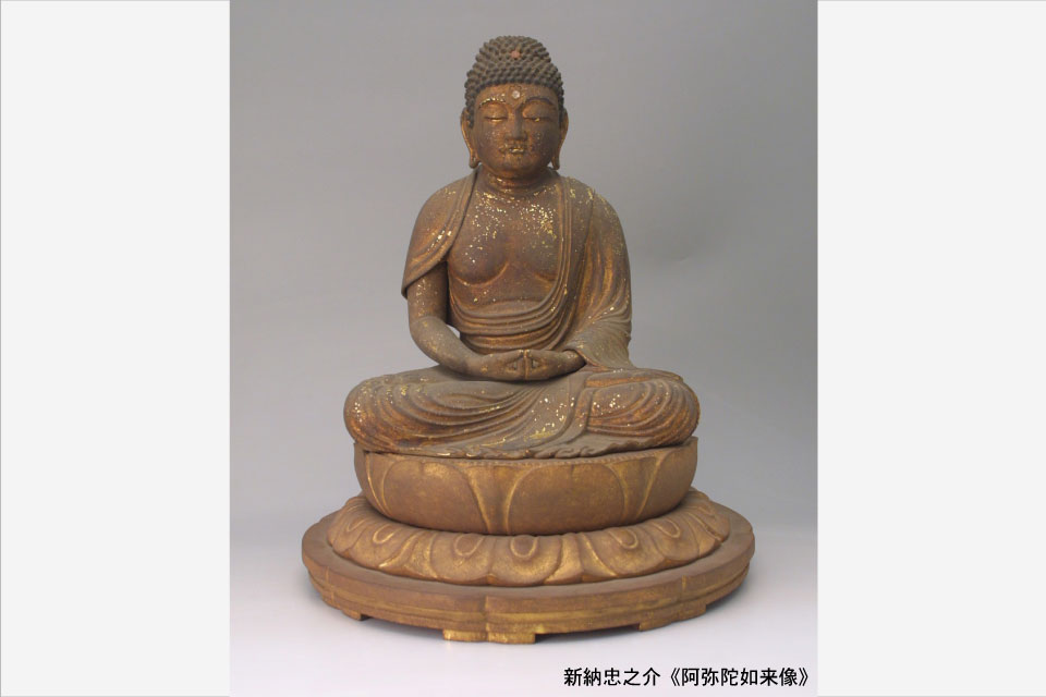 小企画展「祈りの美 生誕150年・ 新納忠之介~鹿児島の仏画とともに」
