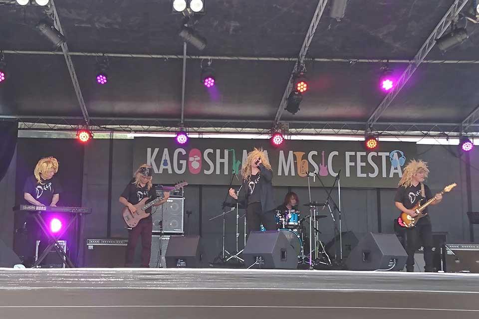 【KAGOSHIMA MUSIC FESTA 2018】天文館で音楽を楽しもう♪