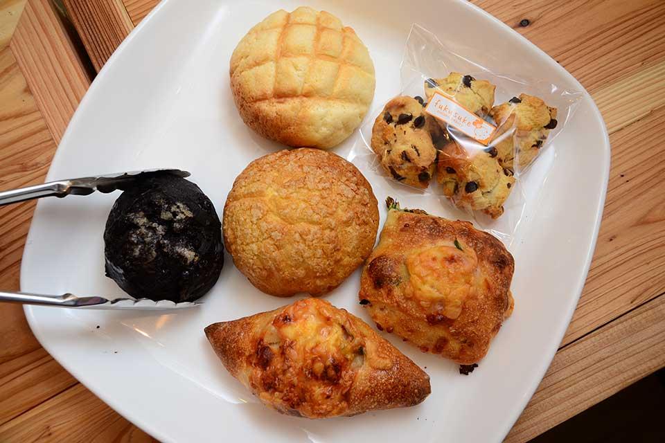 【名山ベーカリーふくすけ】どのパンも美味しい!老若男女に愛される町のパン屋