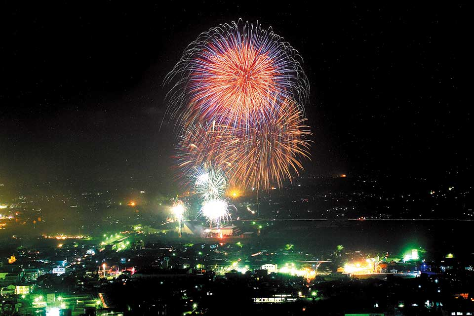 【出水市】夏祭りいずみ「鶴翔祭」