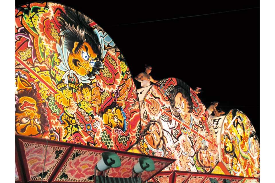 【南九州市】第24回知覧ねぷた祭