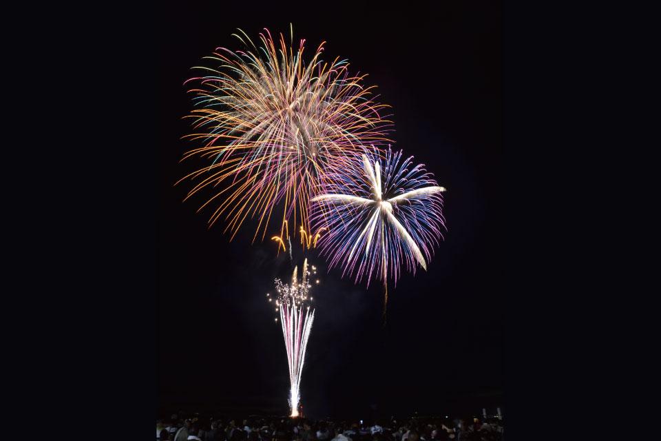 【鹿屋市】かのや夏祭り納涼花火大会