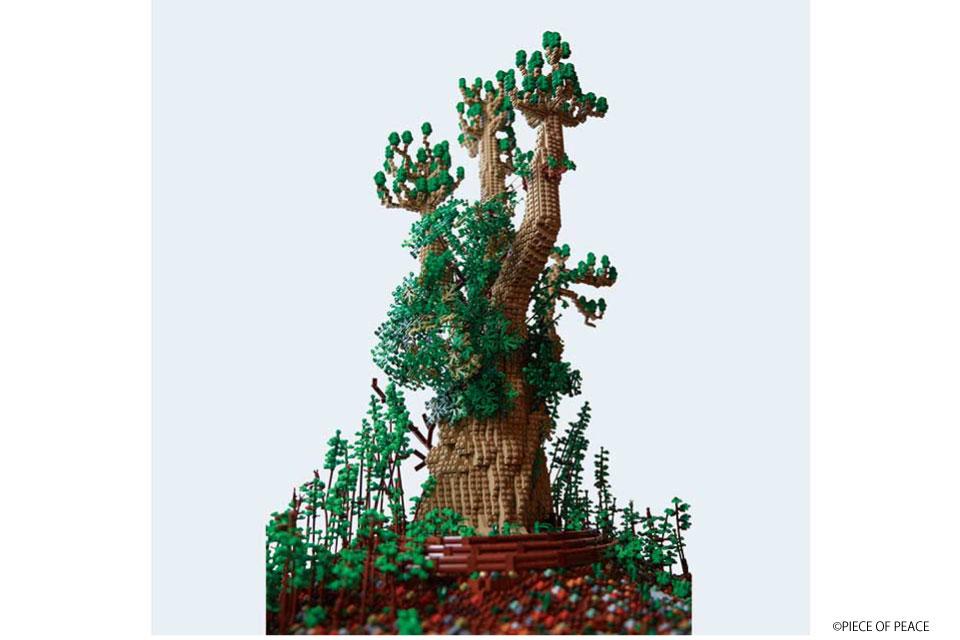 【PIECE OF PEACE 『レゴ®ブロック』で作った世界遺産展 PART-3】この夏注目イベント!