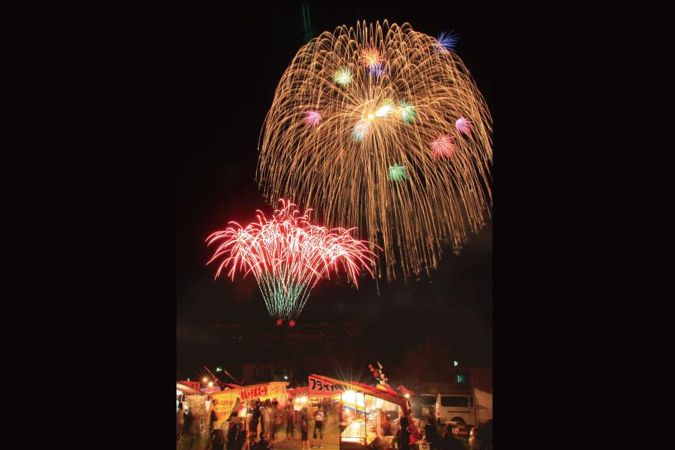 【鹿児島市】鹿児島市制130周年記念 第34回 喜入夏まつり