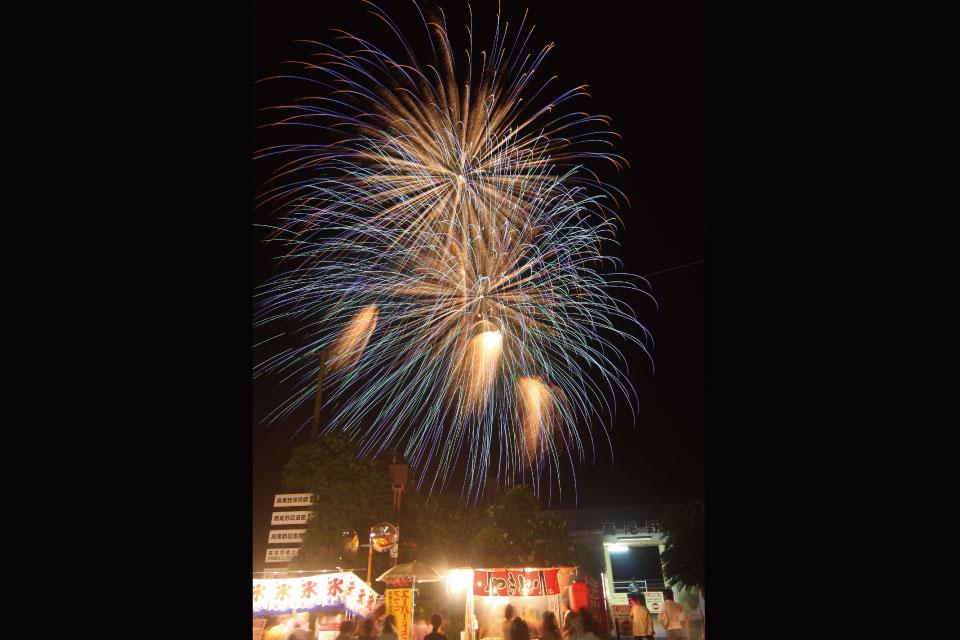 【出水市】高尾野夏祭り