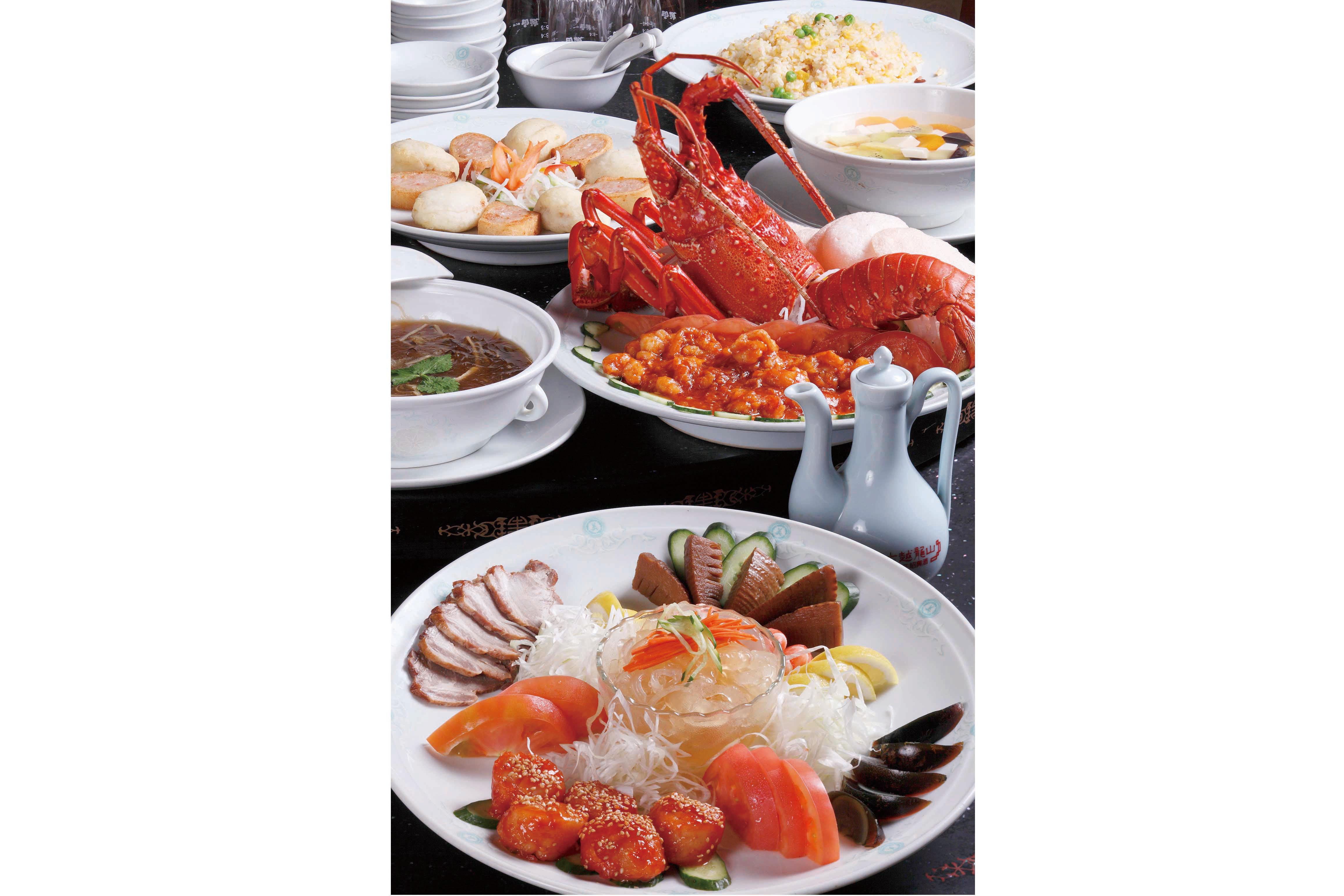 中国料理 美華園本店