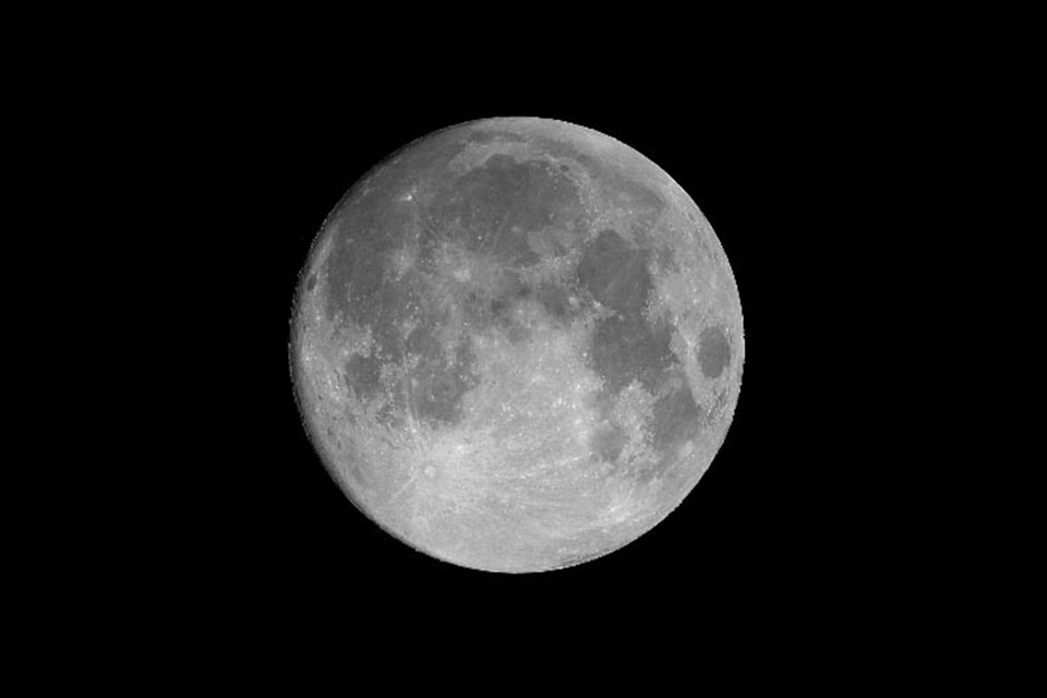 中秋の名月 観察会