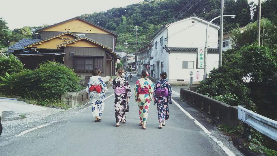 川内高城温泉夏の縁日with西方