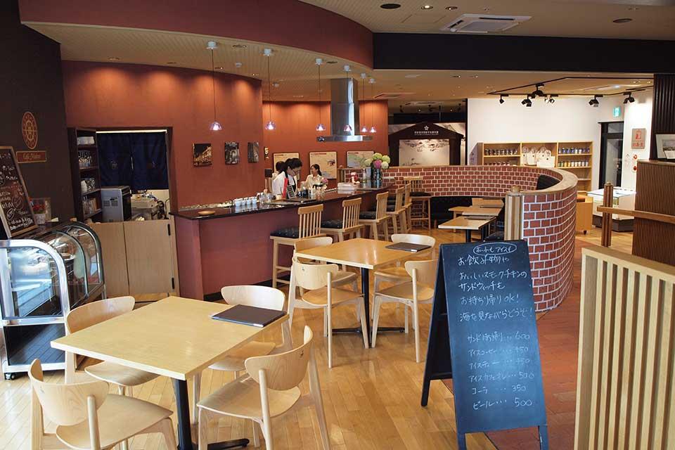 【カフェ マドラス】薩摩藩英国留学生記念館内にNEW OPEN。絶品チーズケーキは必食です!