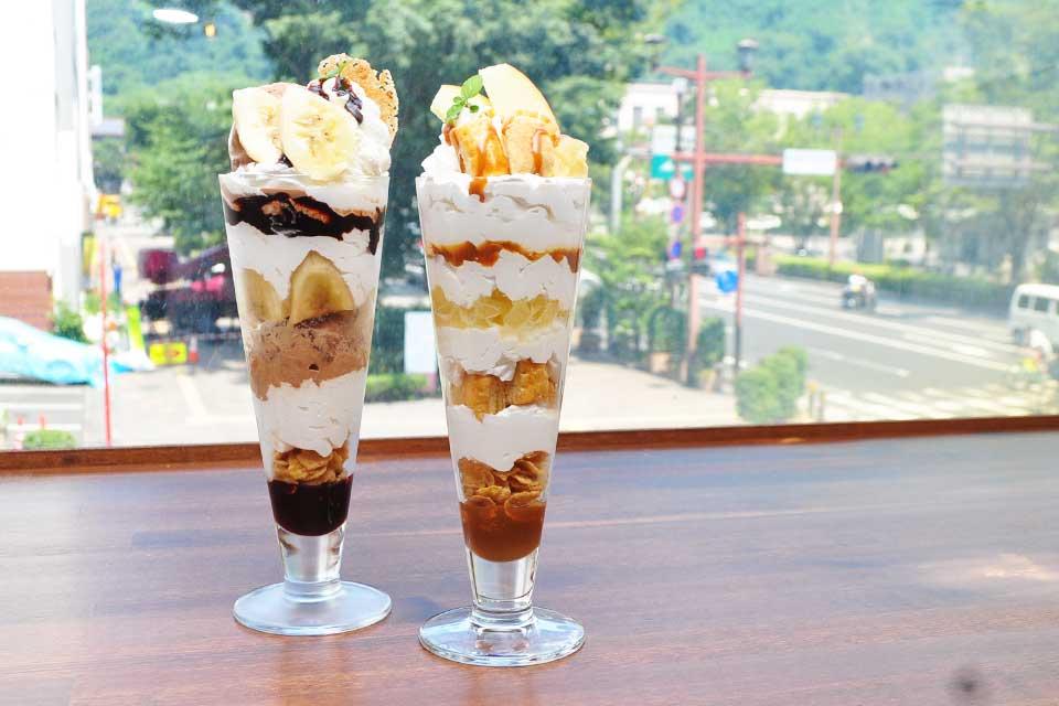 【cafe ぱるふぇ】子どもと一緒に行きたい街中カフェ。美味しいサンドとパフェを召し上がれ♪