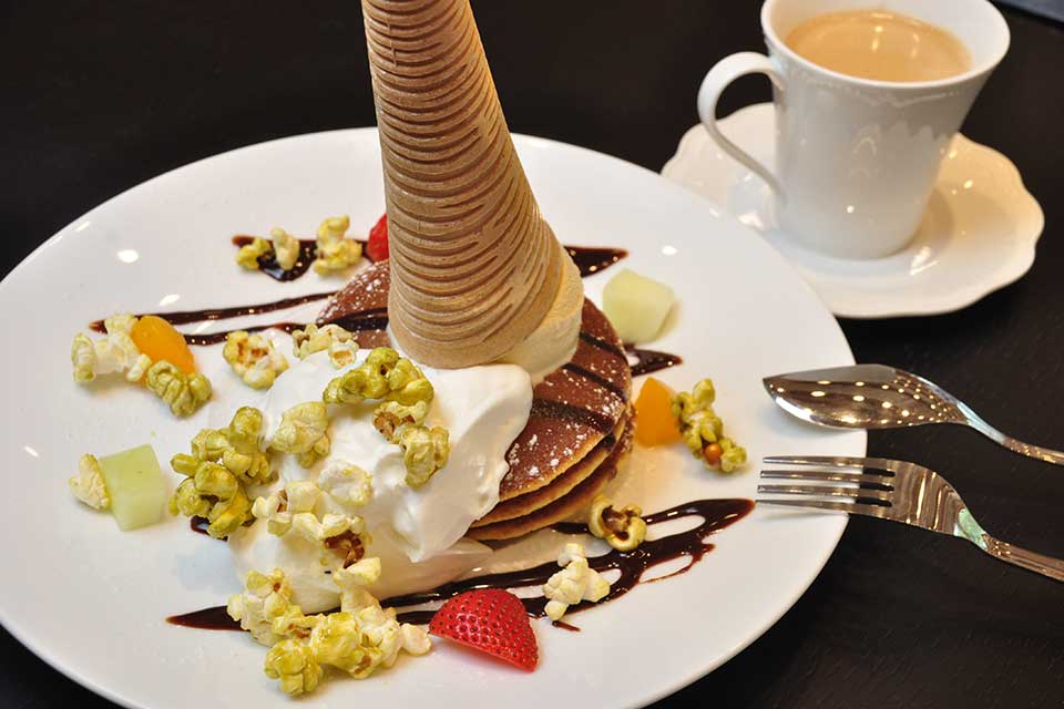 【Barihapi Cafe】「霧や櫻や」2階にリニューアルオープン!霧島らしいメニューと共に憩いの時間を