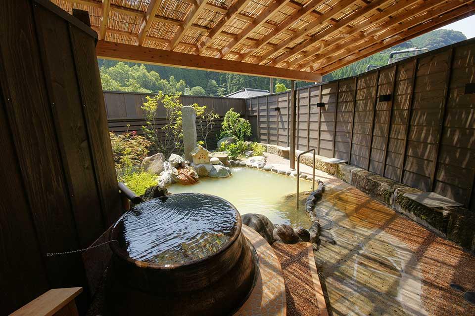 【こしかの温泉】西郷どんゆかりの温泉地・日当山の湯治宿が、オシャレな温泉宿になって復活したよ!
