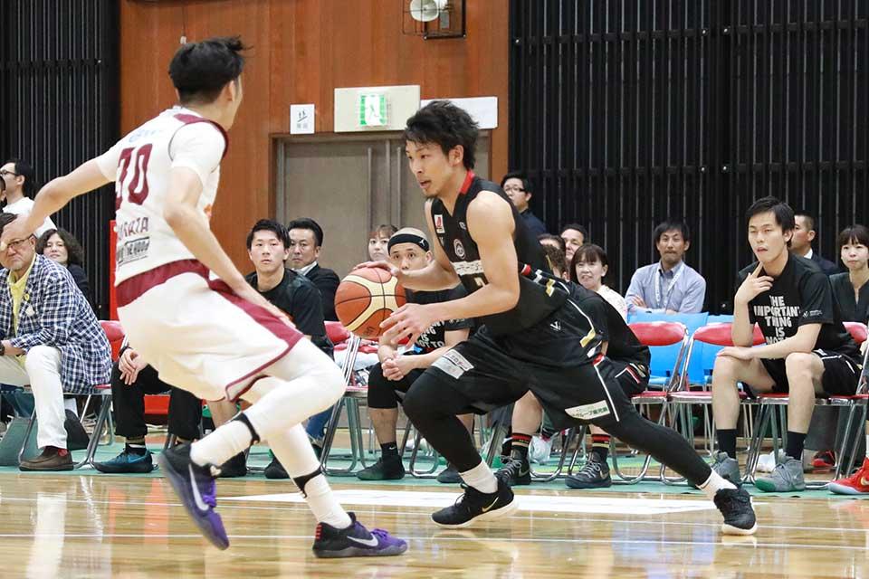 B3 2018-19シーズン ファーストステージ 鹿児島レブナイズ vs 埼玉ブロンコス