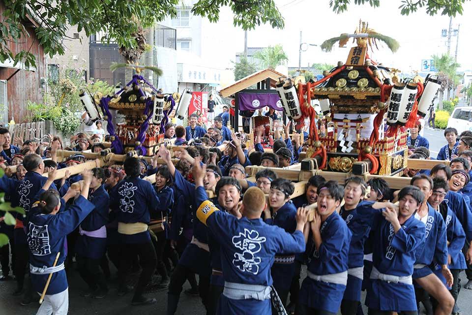 第71回 指宿温泉祭 ※台風の為中止、花火は延期(延期日未定)