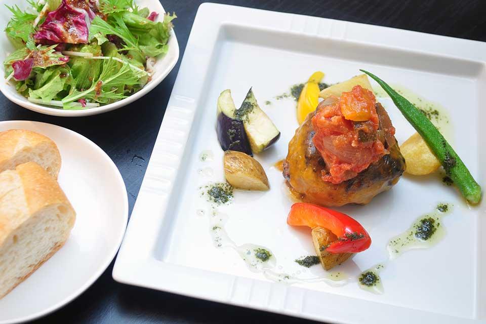 【黒Reve】経験豊富なオーナーシェフが手がける、こだわり黒毛和牛の肉料理
