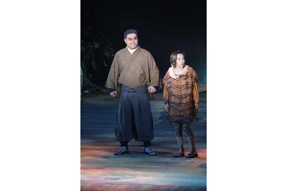 かごしま明治維新博イベント 県民による創作演劇「西郷(せご)どんがやって来た」
