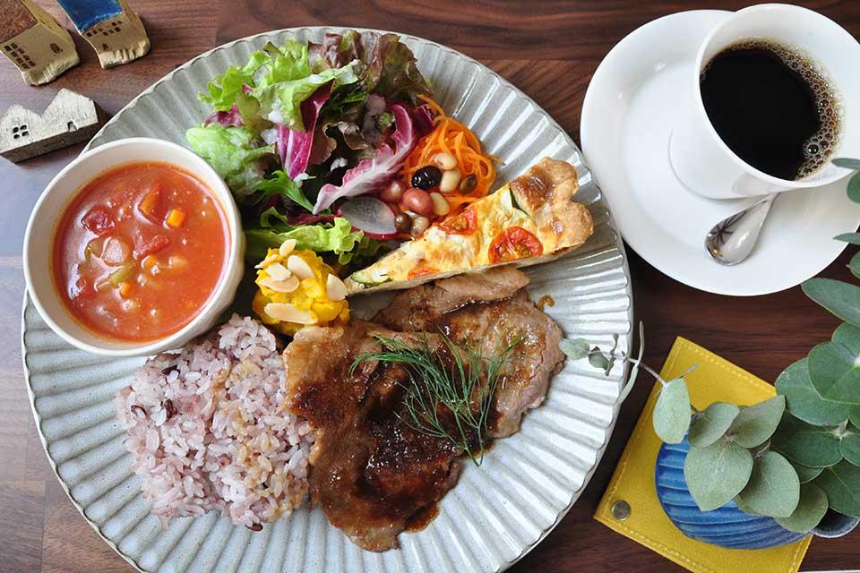Andante Hana Cafe