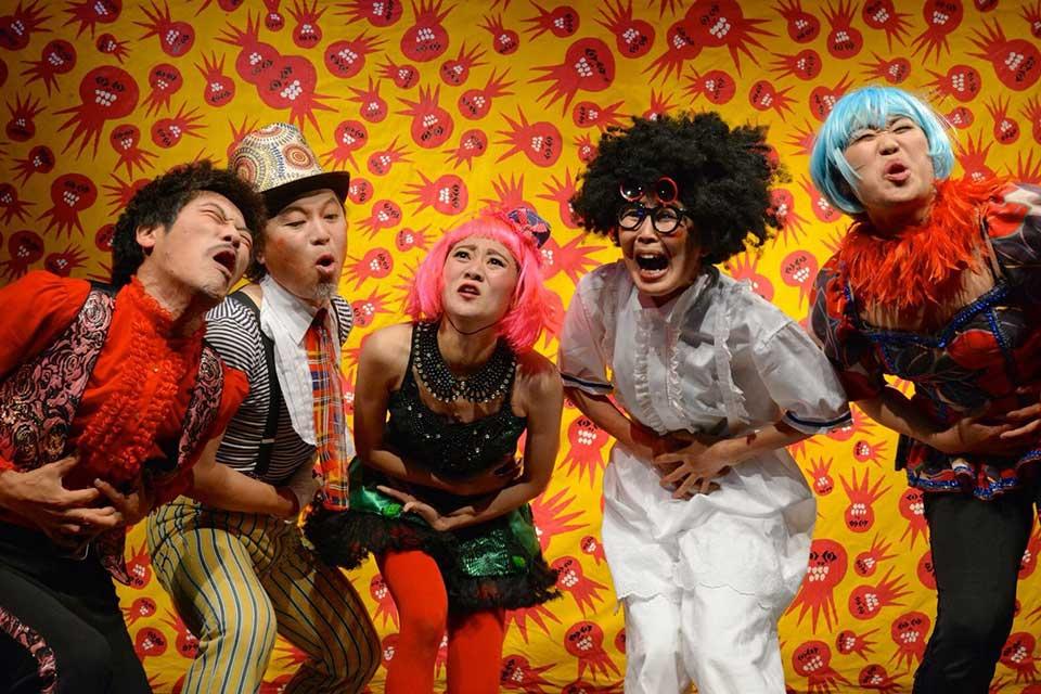 劇団どくんご公演第32番「誓いはスカーレット」