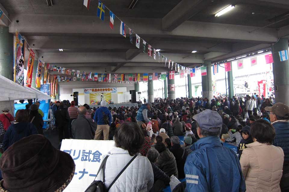 第11回長島おさかな祭り