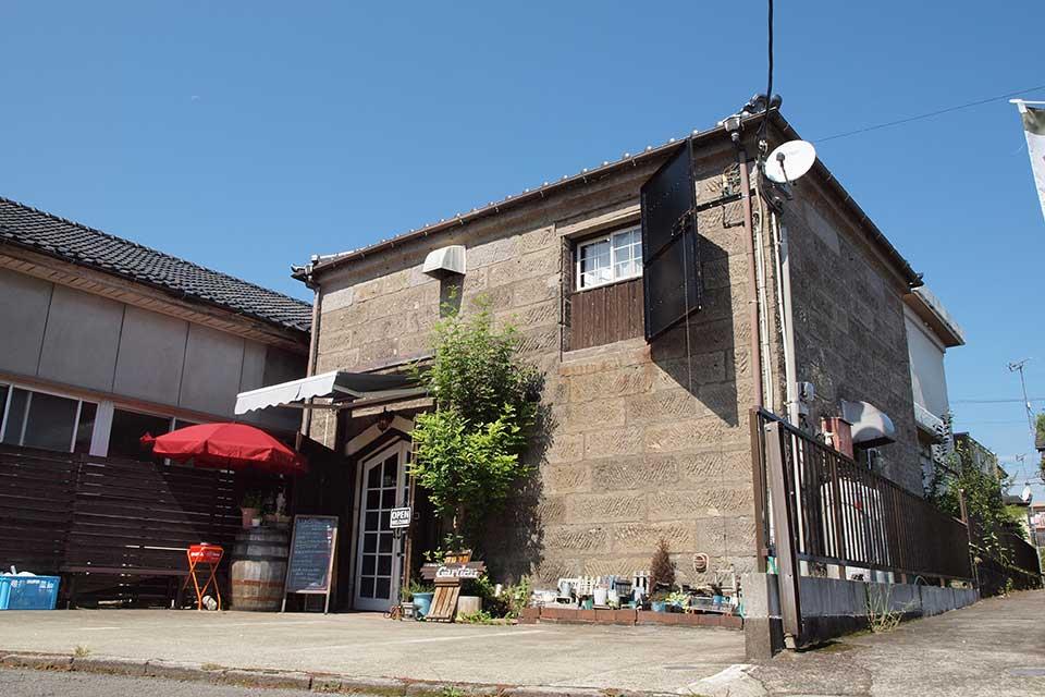 【洋 dining bar garden】石蔵ならではの雰囲気が素敵な薩摩川内市の隠れ家レストラン