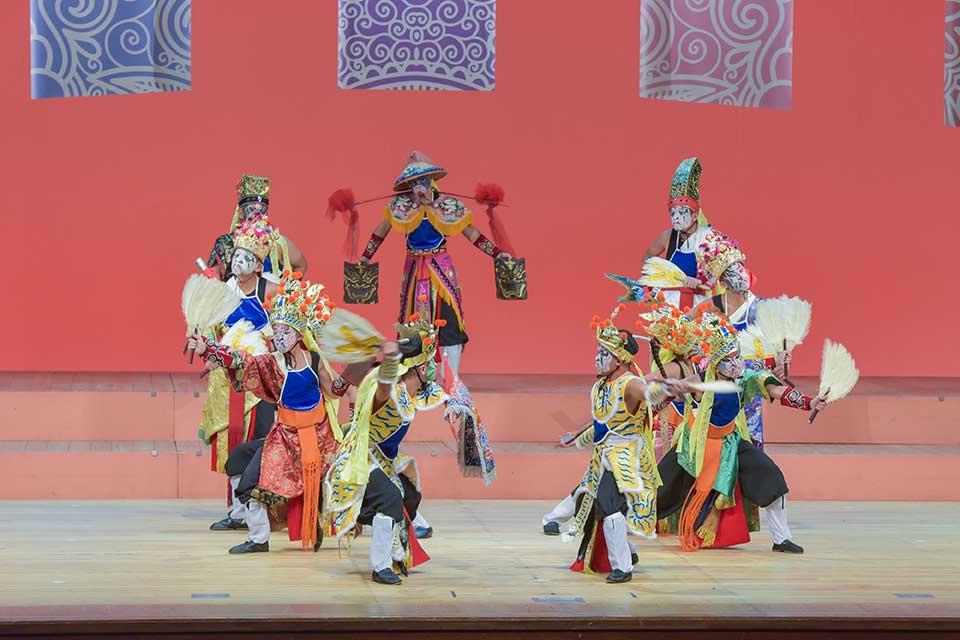 【アジアん・鹿児島2018 〜第13回かごしまアジア青少年芸術祭〜】アジアの伝統や文化に触れよう!