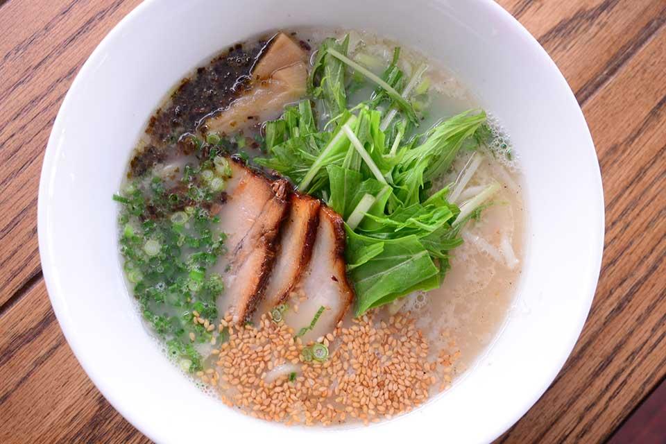 【麺屋 okada】和食×ラーメンのコラボで作り出される多彩な味にハマること間違いなし