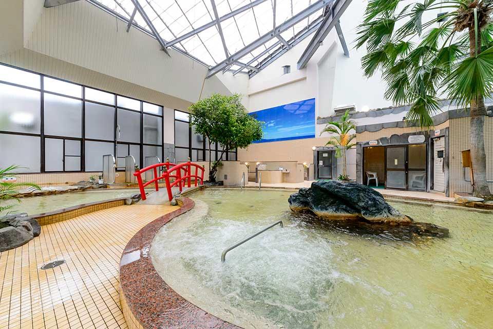 【えい中央温泉センター】美肌温泉+α!!魅力たっぷりの複合温泉施設が頴娃にあるの知ってた!?