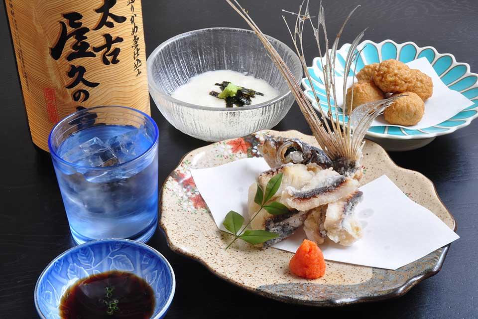 【海舟】〜ぶらり屋久島の旅 その4 〜 屋久島といえばトビウオ。そのトビウオがいろんな料理で味わえます
