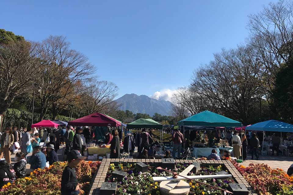 【春のTJフリマ in 吉野公園】出店者募集中!春うらら〜な吉野公園で開催されるフリマに参加しませんか?