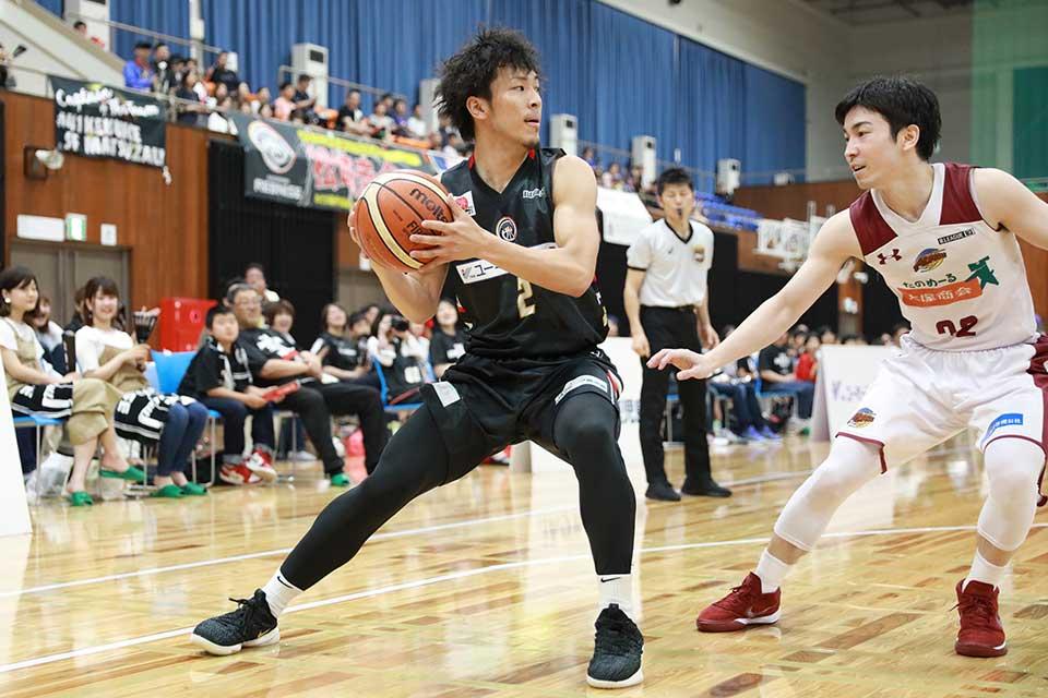 B3 2018-19シーズン レギュラーシーズン『鹿児島レブナイズ vs 豊田合成スコーピオンズ』