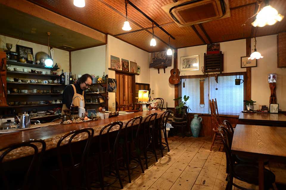 【たにぐち珈琲店】もうここにずっといたい(笑)。美味しくて居心地の良い時間を過ごせる喫茶店