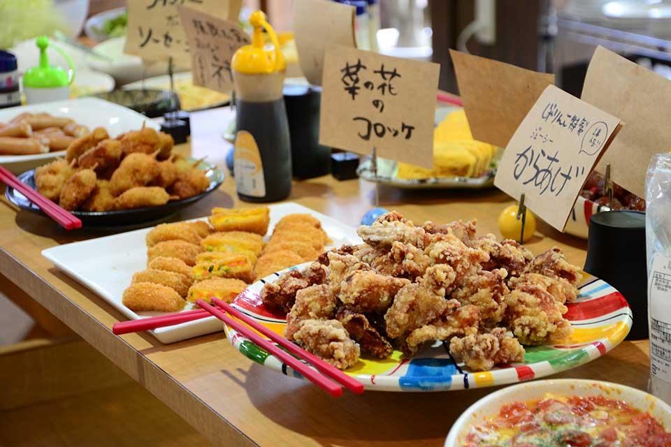【じゃりんこ】知覧に誕生したバイキングスポットで美味しいご飯をお腹いっぱい!