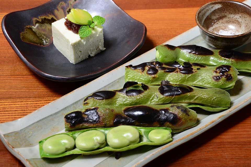 【長寿庵 指宿店】指宿の旬を味わえる季節のメニューと定番人気、どちらも食べたい