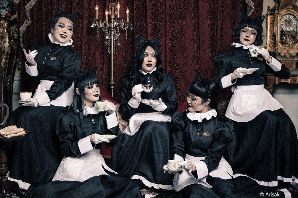 【東京ゲゲゲイ歌劇団Vol.Ⅲ「黒猫ホテル」】快進撃を続ける「東京ゲゲゲイ」が来鹿!