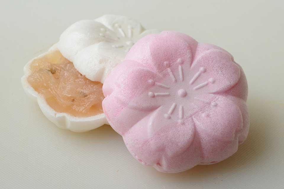 【菓子処 あん楽】老舗の製餡所が作るバリエーション豊富な餡子を使った和菓子