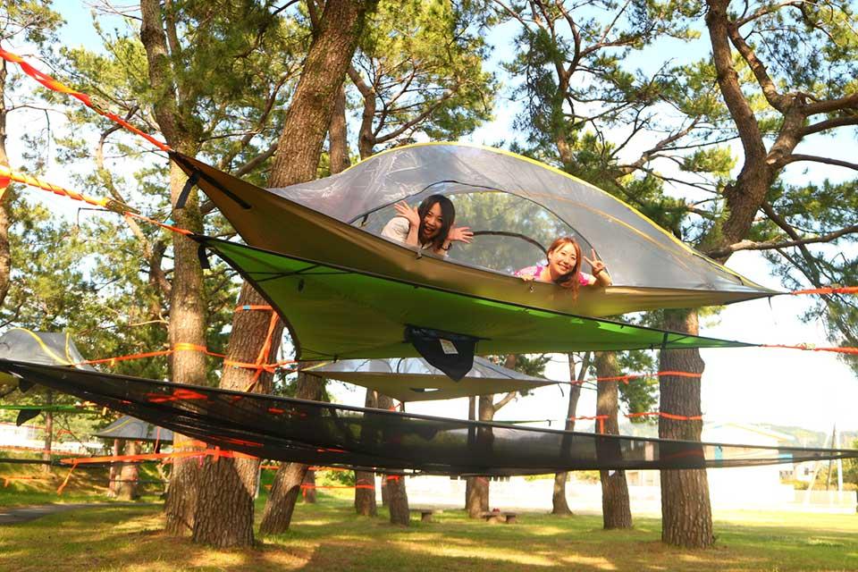 【MAGICAL STAY】とびっきりの夏の思い出が作れるキャンププランが誕生。はよ予約せんと間に合わんよさ!