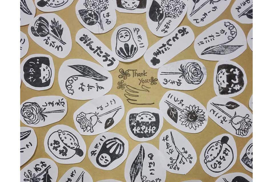 トレフル/奄美型染工房 BIROU/チャコはん/馬場デザイン工房/島ハーブ屋 かみつれ「花といきものモチーフ展」