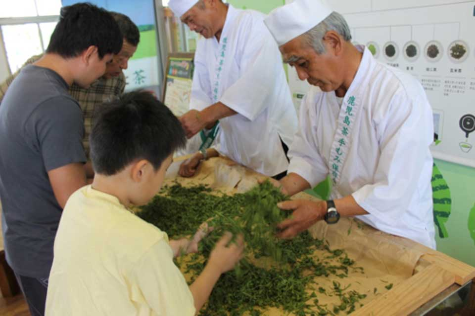 都市農村交流センターお茶の里「新茶まつり」