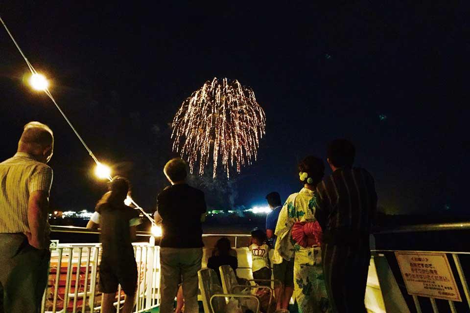 【鹿児島市】2019桜島納涼観光船