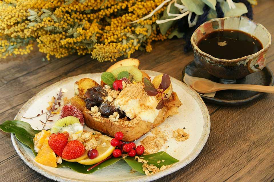 【be slowly】団地にあるカフェのヘルシースイーツ&腸活ランチをお得に味わおう