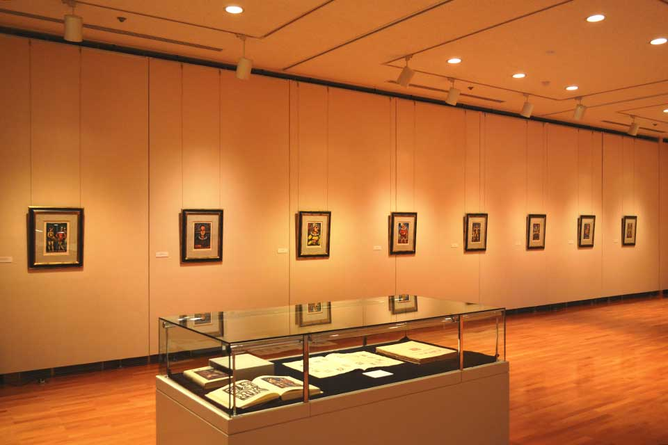 【長島美術館】コレクションによる小企画 ジョルジュ・ルオー版画展 「流れる星のサーカス」