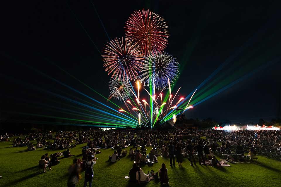 【鹿児島市】鹿児島市制130周年記念 2019 桜島火の島祭り
