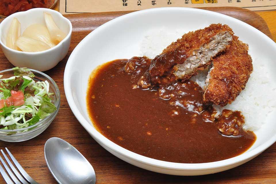 【田中カレー】久しぶりに行った中央ビル地下のカレー屋さんが忘れられない。また食べたい