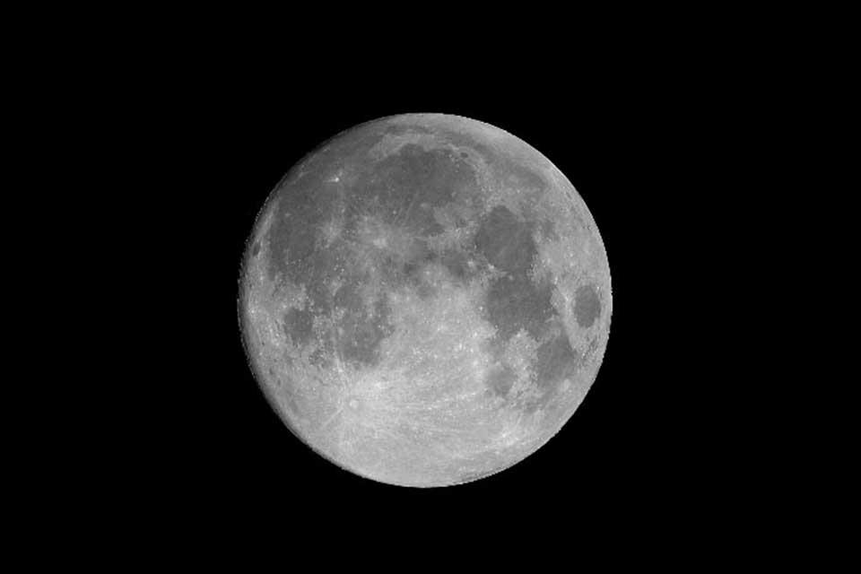 【せんだい宇宙館観測室】中秋の名月 観察会